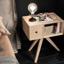 odkládací stolek, noční stolek, italský designový nábytek, designový nábytek, stolek k sedačce